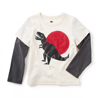 Japan T-Rex Graphic Tee