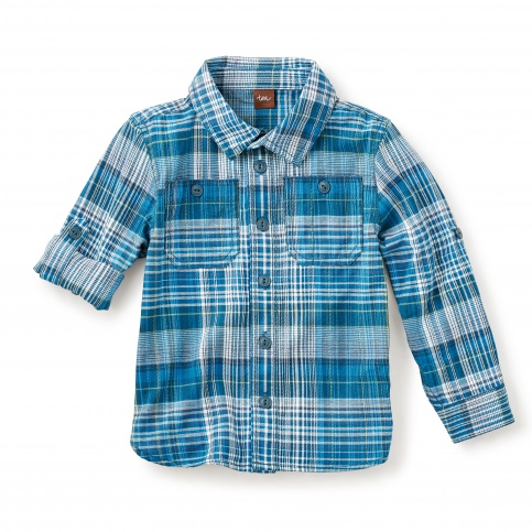 Mashu Plaid Shirt
