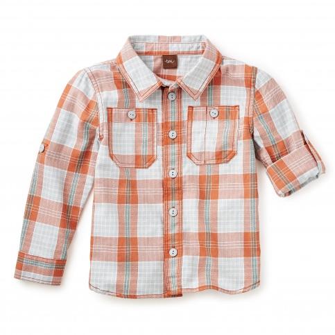 Shinji Plaid Shirt