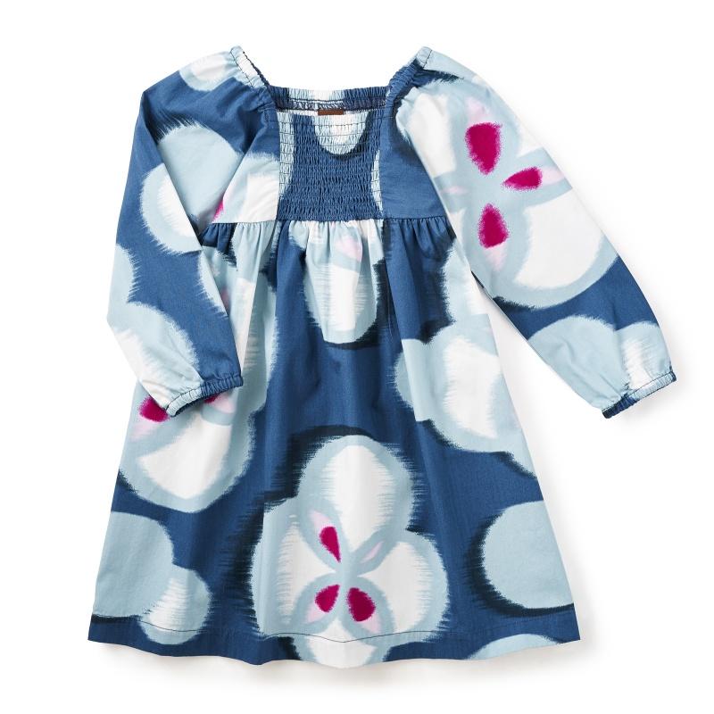 Chiyoko Smocked Dress