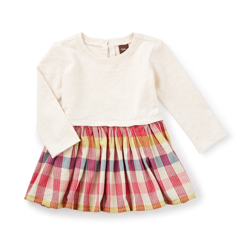 Nichibotsu Skirted Baby Dress