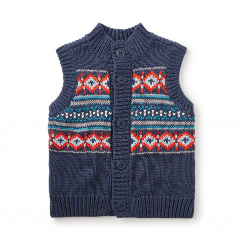 Arata Sweater Vest