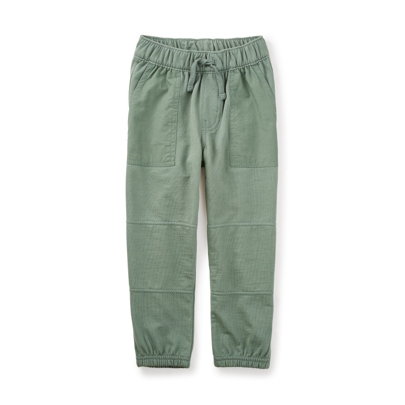 Patch Pocket Joggers