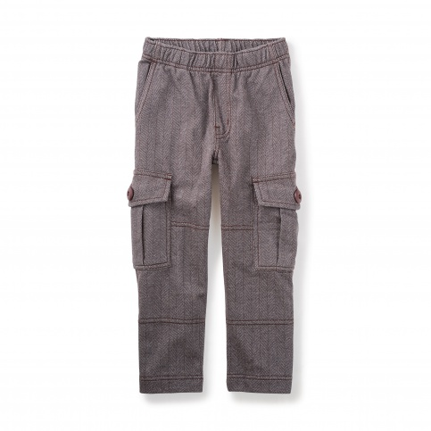 Herringbone French Terry Cargos