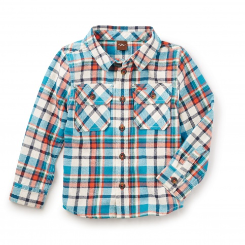 Visu Flannel Shirt