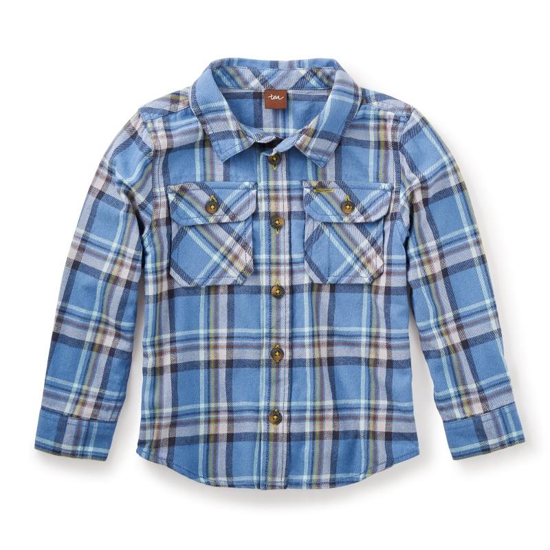 Sarakuni Flannel Shirt