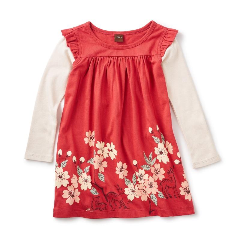 Nara Double Decker Dress
