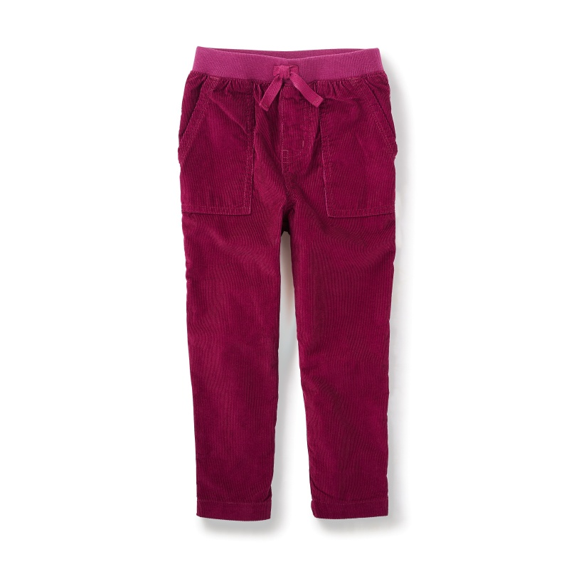 Corduroy Playwear Pants