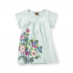 Begonia Notch Baby Dress