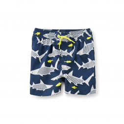 Wobbegong Baby Swim Trunks