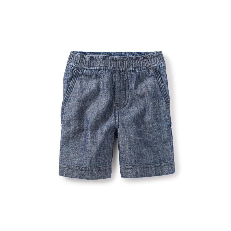 Citizen Chambray Baby Shorts