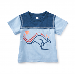Roo Graphic Baby Tee