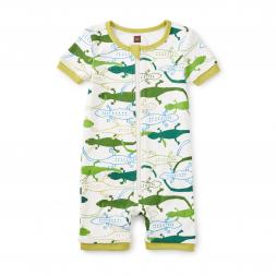 Leapin' Lizards Baby Pajamas