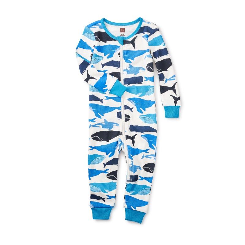 Logan Beach Baby Pajamas