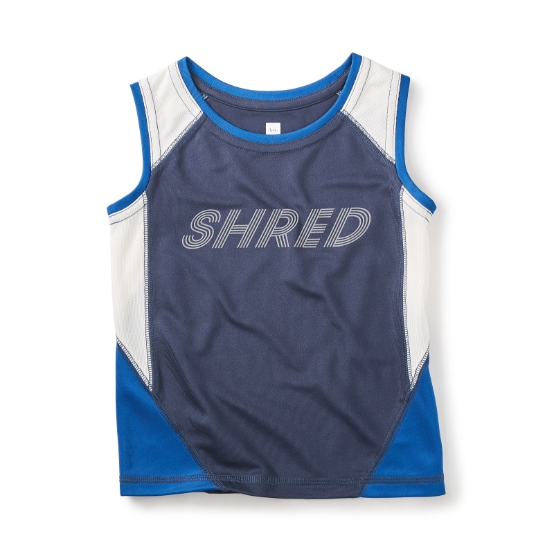 Shred Active Tank