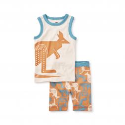 Wallaroo Tank Pajamas
