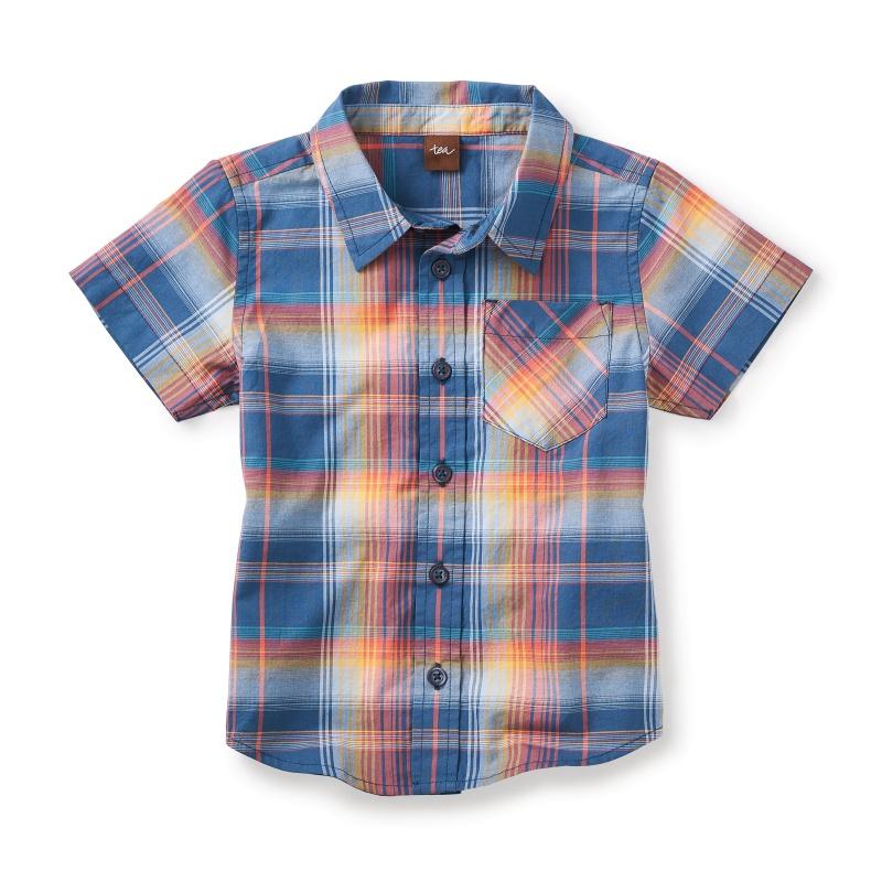Cooper Plaid Shirt