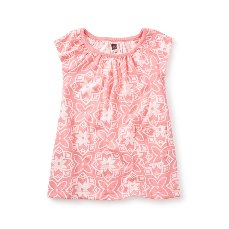 Lara Flutter Baby Dress