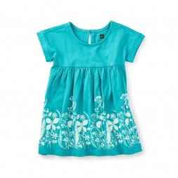 Fern Gully Graphic Baby Dress