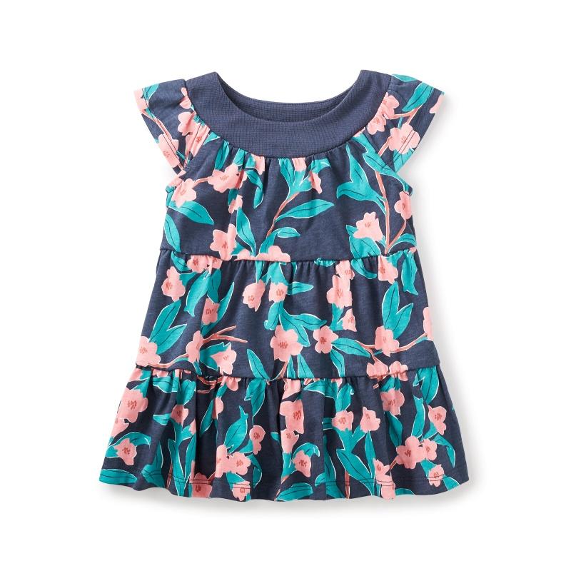 Bloomin' Twirl Baby Dress