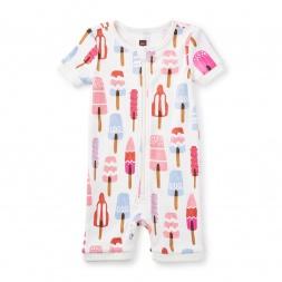 Icy Pole Baby Pajamas