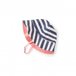 Shell Beach Reversible Sun Hat