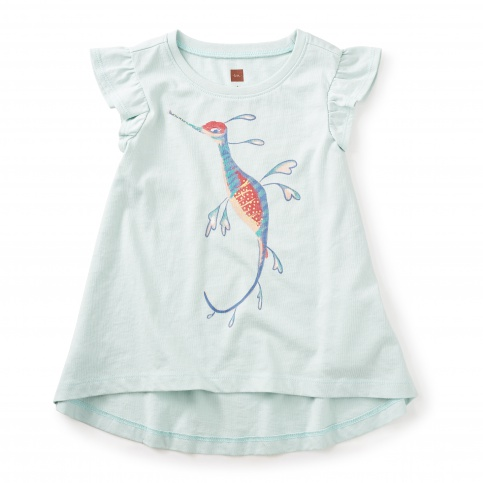 Sea Dragon Twirl Top