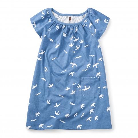 Kookaburra Flutter Dress