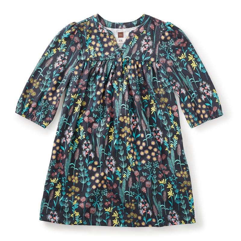 Zygo Henley Dress
