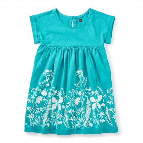 Fern Gully Graphic Dress