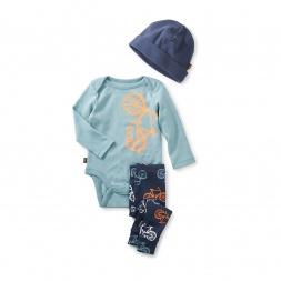 Cycle Baby Outfit