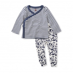Born Free Baby Outfit