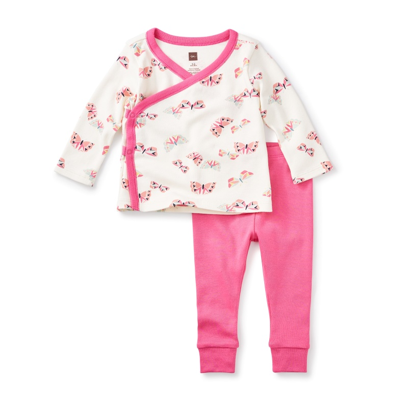 Flutterby Baby Outfit
