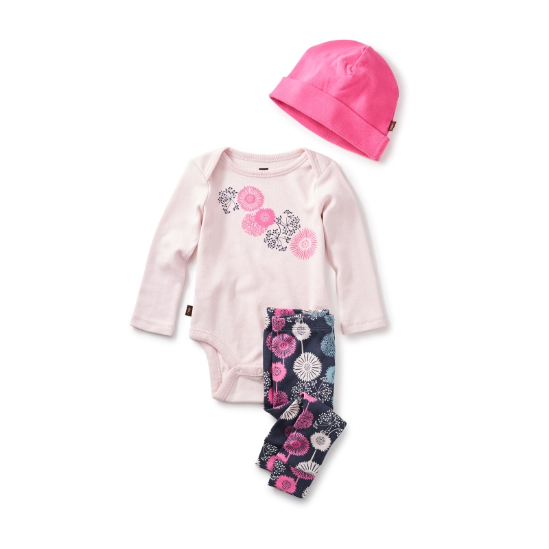 Puff Baby Outfit