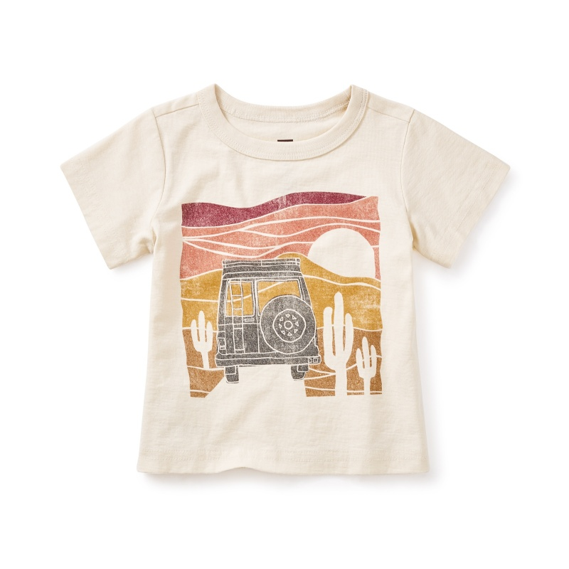 Alice Springs Graphic Baby Tee