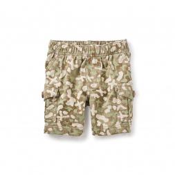Budgerigar Dreaming Cargo Baby Shorts