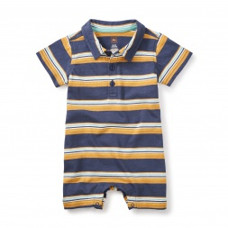 Kings Cross Polo Romper