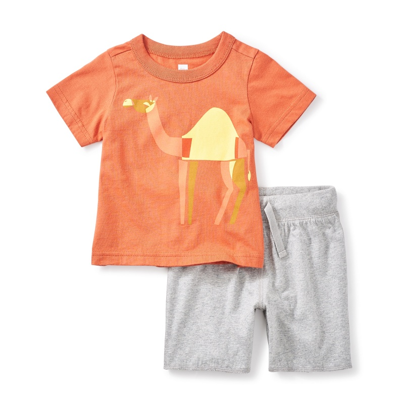 Hump Day Baby Outfit