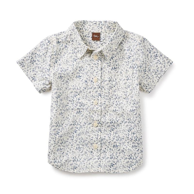 Birdsville Buttoned Shirt
