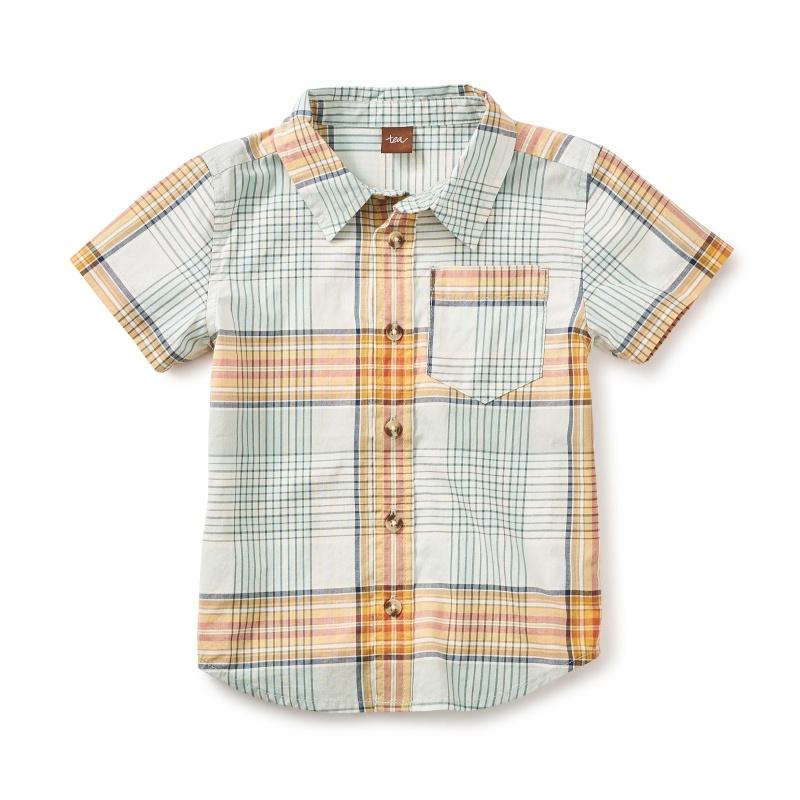 Anzac Buttoned Shirt