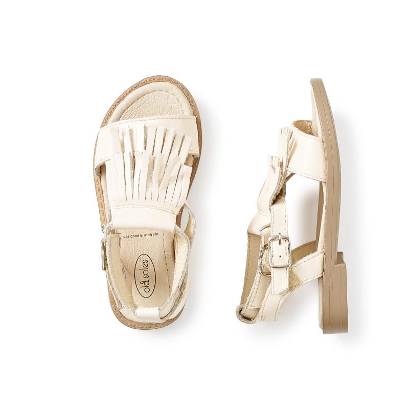 Old Soles Stylin Fringe Sandal