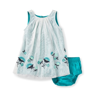 Connie Sue Tulle Baby Dress