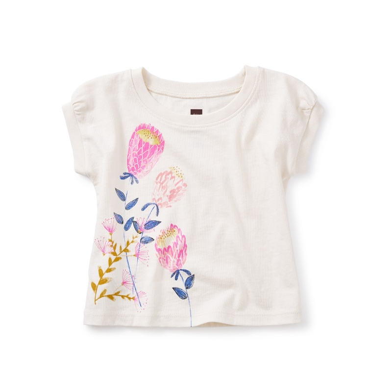 Banksia Graphic Baby Tee