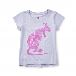 Wallaby Graphic Tee