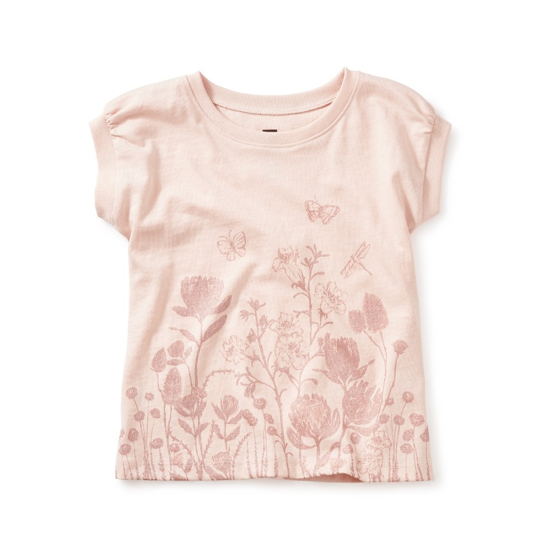 Outback Flowers Graphic Tee