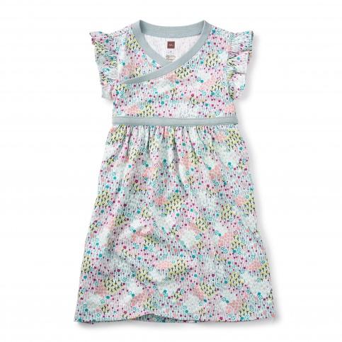 Wandoo Wrap Neck Dress