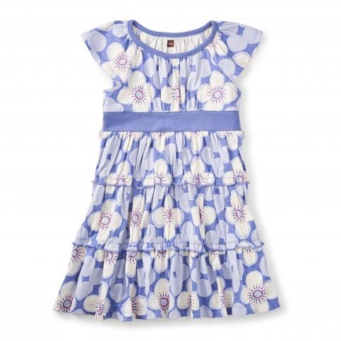 Starflower Twirl Dress