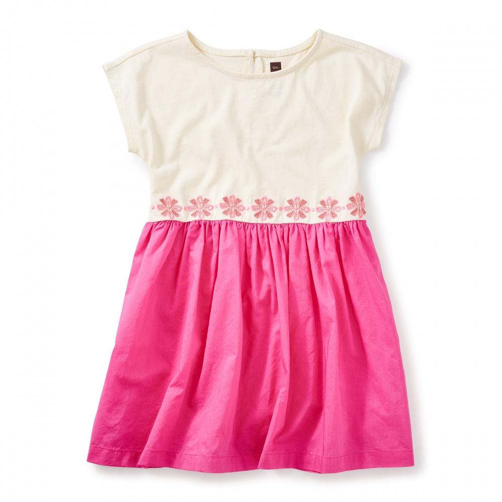Darlinghurst Embroidered Dress