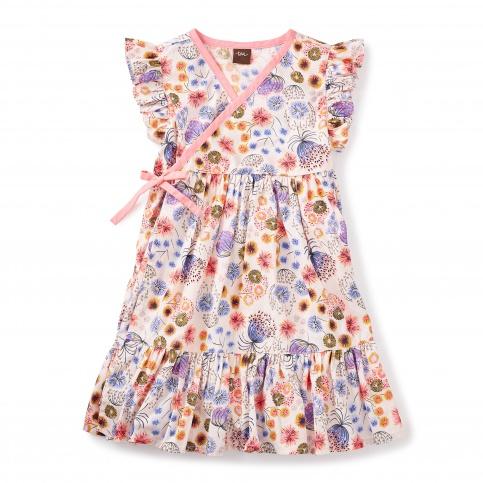Kantju Wrap Dress