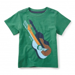 Catalonia Guitarra Graphic Tee